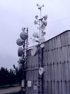 Bezdrátová síť STARNET