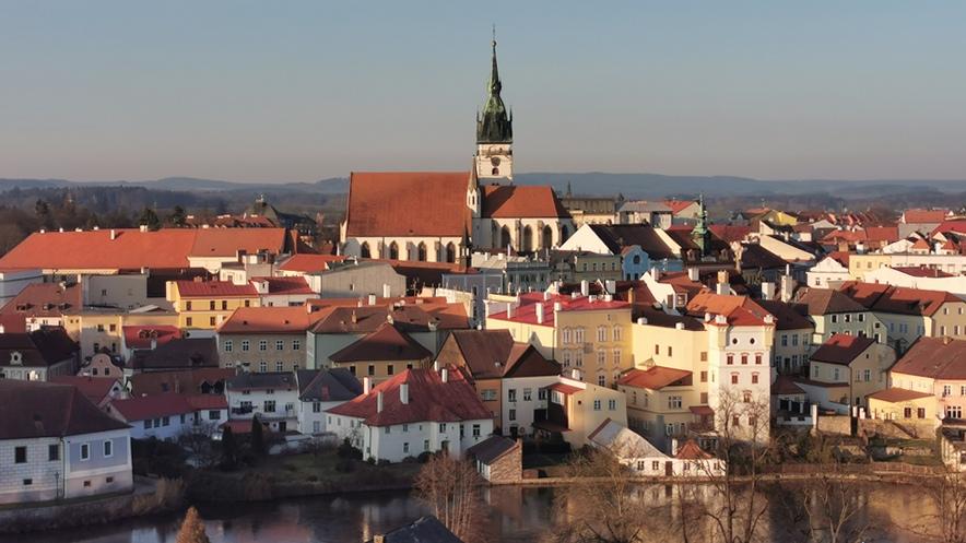Jindřichův Hradec - ilustrační foto