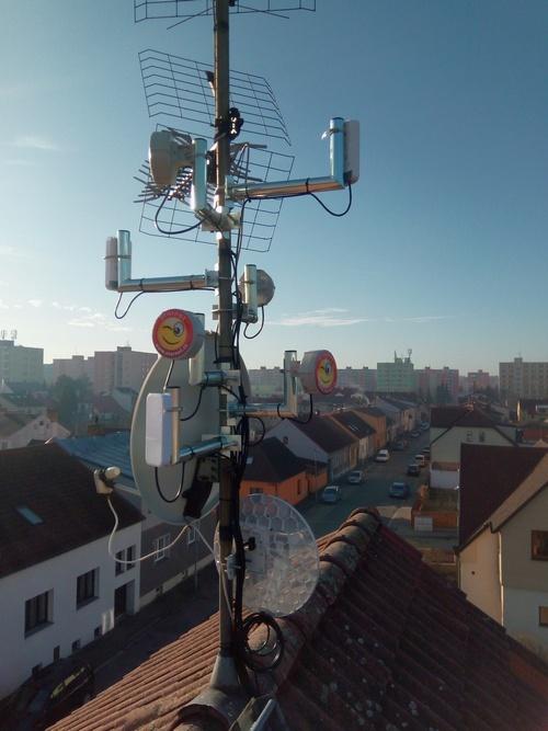 Bezdrátový internet České Budějovice